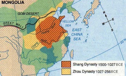 The Zhou Dynasty - Ancient Chinese Dynasties: Advancements ...